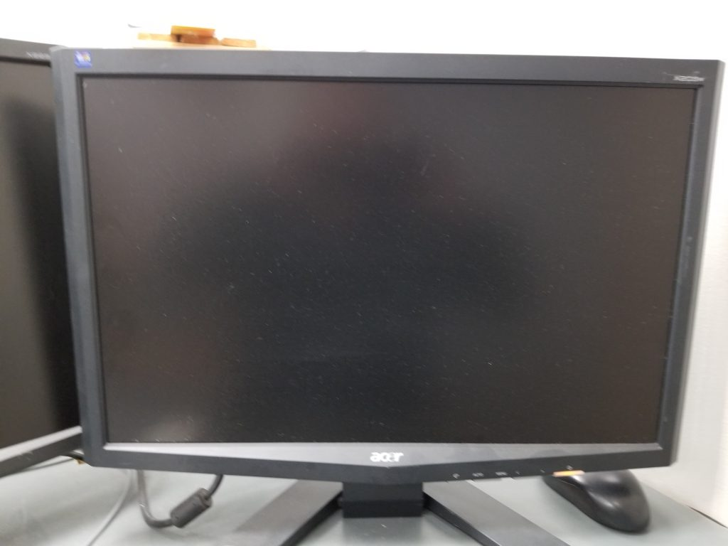 Acer X203W Monitor
