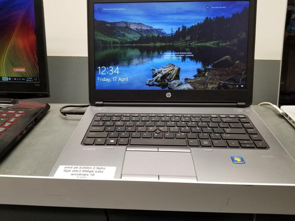 HP Probook 14inch