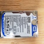 WD Scorpio Blue WD3200BPVT 320GB 5400RPM