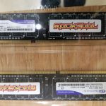 Team 4GB X 2 DDR3 1600MHz PC3-12800 CL11  TED34G1600C1101