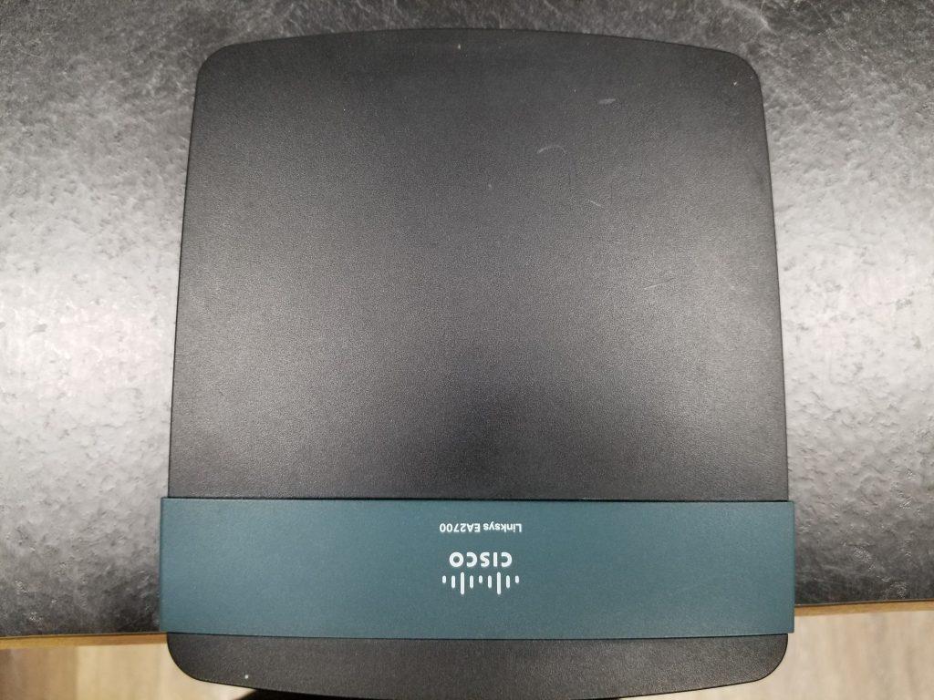 Cisco EA2700 N600 Wireless N Wireless Router