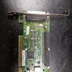 Adaptec AVA-2906 PCI 50-PIN SCSI adapter
