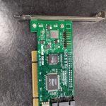 Fast track Tx2300 Promise Technology GP 0331-02 Rev A2 3GBs Sata lll Riser