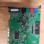 Creative Labs CT4750 Audio Sound Card
