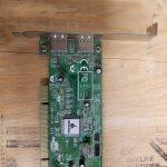 PCI 2 Port USB