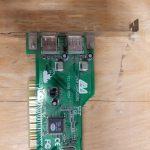 PCI USB 2Port