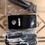 Vintage Yada YD-V24 Bluetooth v2.0 Handsfree Mini Visor Speakerphone, Black,