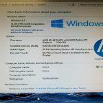 HP 110 Desktop PC Series Mainboard