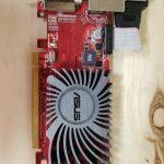 EAH6450 SILENT/D1/1GD3 LP-SP ASUS AMD RADEON HD 6450 1GB