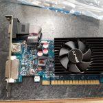 PNY Video Card VCGGT630SLXPB GeForceGT630 PCI Express 1024MB DDR3 DVI-I/HDMI VG