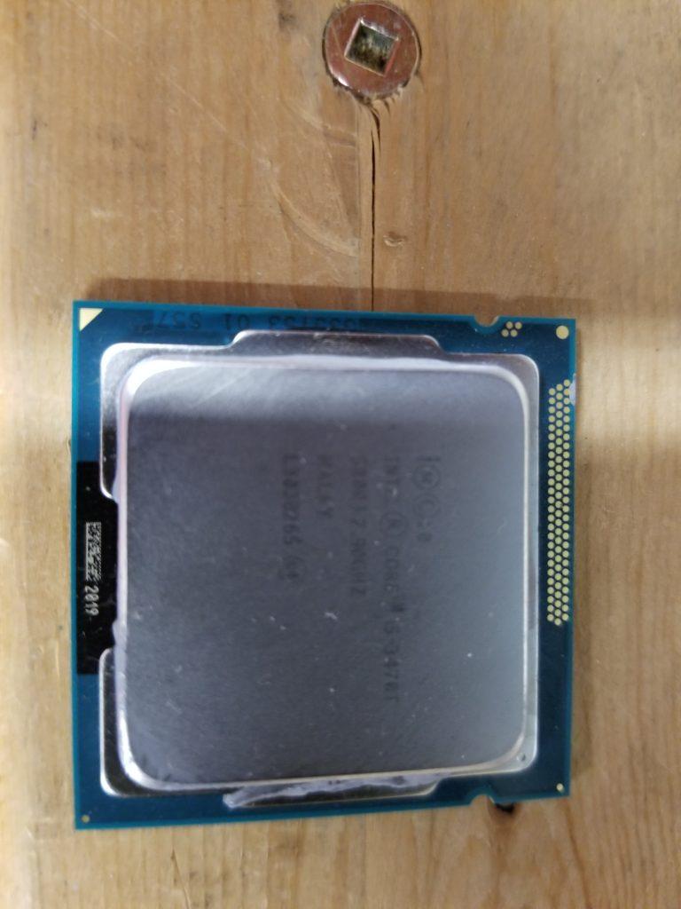 Intel Core i5-3470T 2.9GHz LGA 1155 SR0RJ 2-Core 3M 4-Thread 5GT/s 35W Processor