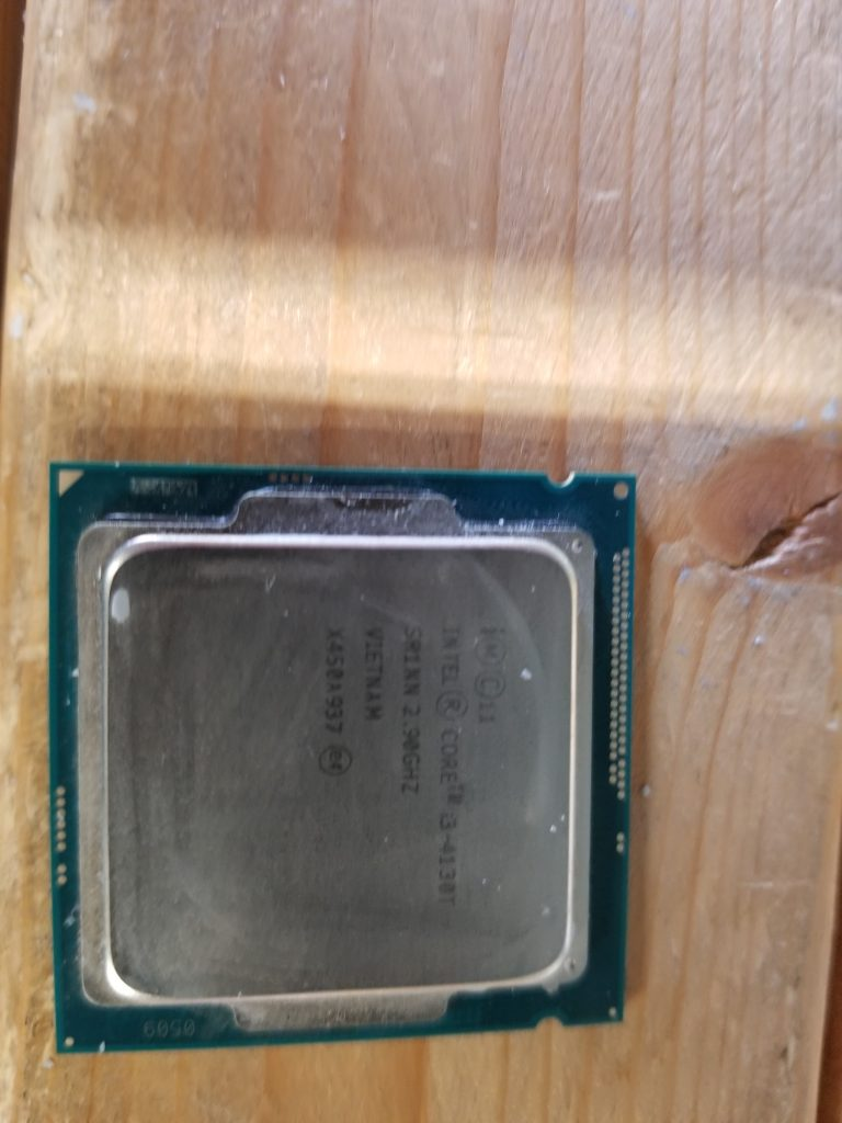 SR1NN Intel Core i3-4130T Dual-Core CPU 4-Thread 2.9GHz 3MB LGA1150 CPU